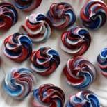 Целувки Бяло-Червено-Синьо