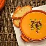 Тиквената супа на Жак Пепен
