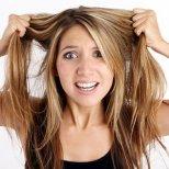 Маски за коса против пърхот