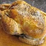Пълнено пиле по турски