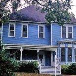 Цветът на къщата определя успеха в живота