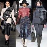 Тенденции на шаловете 2012 - 2013 г