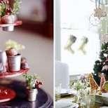 Как да направим Коледна украса с вещи от кухнята