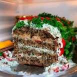 Сандвич торта