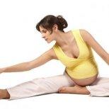 Как да почиват краката ви по време на бременност