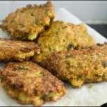 Шницели с броколи и пиле
