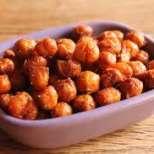 Печен нахут по марокански