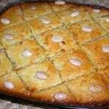 Намура - арабска пита с грис