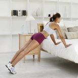 Как да свалим килограми с упражнения вкъщи