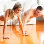 Комбинацията секс и фитнес за добро здраве