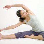 Упражнения за стречинг