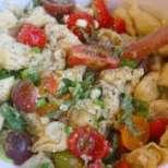 Италианска салата с тортелини