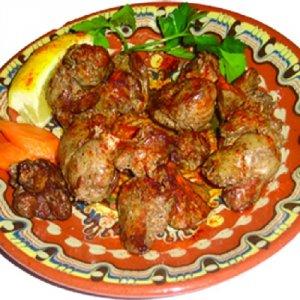 Пилешки дробчета рецепти