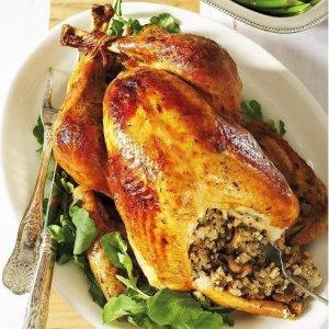 Рецепти за пълнено пиле