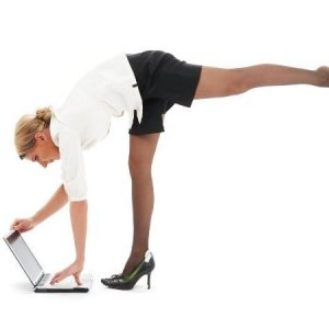 Офис упражнения за добра форма и бодро настроение