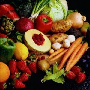 Цветна диета за отслабване