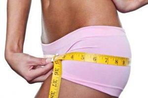 Ефикасна диета на малки зони - бедра