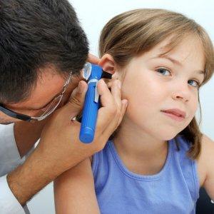 Възпаление на ушите при деца