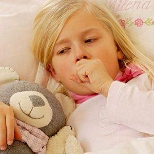 Лечение на кашлица при деца с хомеопатия