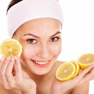 Домашни маски за лице с лимон