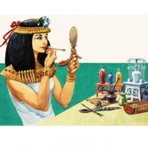 Интересни неща за козметиката от древността