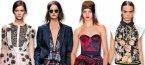 Флоралните мотиви отново на мода през пролет/лято 2013