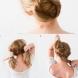Бърза пролетна прическа за дълга коса