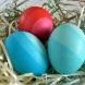 Нова тенденция в боядисването на великденски яйца ! Опитайте тази техника!