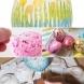 Боядисване на яйца за Великден - 12 бързи и оригинални идеи с продукти, които имате вкъщи
