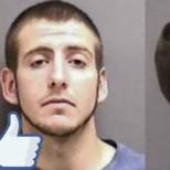 Мъж беше арестуван, защото харесал собствената си снимка във Facebook-Вижте историята!