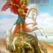 Сигурно не знаете легендата за Гергьовден и свети Георги! Вижте я!