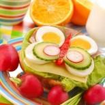 Коригираща пролетна диета - Овесена каша, зелен чай, шоколадче ...