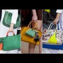 Модерните чанти за пролетта и лятото на 2015
