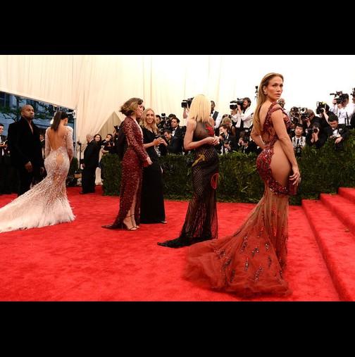 Най-добре и най-зле облечените звезди на Met Gala 2015