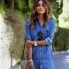 Нова модерна тенденция за лято 2015: Дълга риза вместо рокля