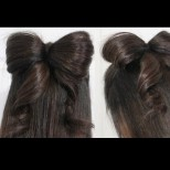Ако имате дълга коса и искате да експериментирате: