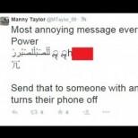Вижте съобщението, което разваля телефони! Вижте кои модели са застрашени!