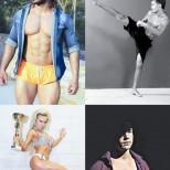 Вижте диетите и упражненията на следните звезди: