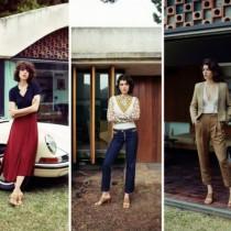 Голямото завръщане на стила от 70-те за есен/зима 2015: Манго ни предлага красиви ретро модели