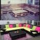 12 идеи за мебели за градината и терасата, които можете да си направите сами
