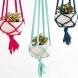 Уникална украса за тераса: Направете си сами, красиви поставки за саксии