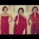 20 различни дрехи от едно парче плат! От жилетка до рокля без шевове-Видео