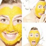 Тя си направи тази маска и лицето й светна!