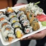 Яжте суши днес!