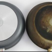 Почистете загорелите тигани и тенджери без използване на химикали с тези 3 лесни трика