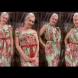 Без шевове: Направете си 8 летни рокли от една забрадка ! - Ръководство