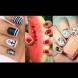 Уроци за летен и цветен маникюр: Как да си направите лак с диня (Видео)