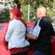 Изведоха от полицията Жана Бергендорф, за да я закарат  в болница