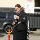 Ани Салич неузнаваема с новата си прическа