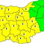Опасни горещини в следните градове на България днес